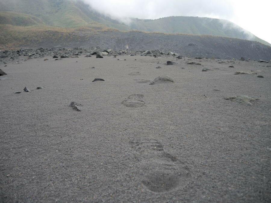 Вулканический шлак
