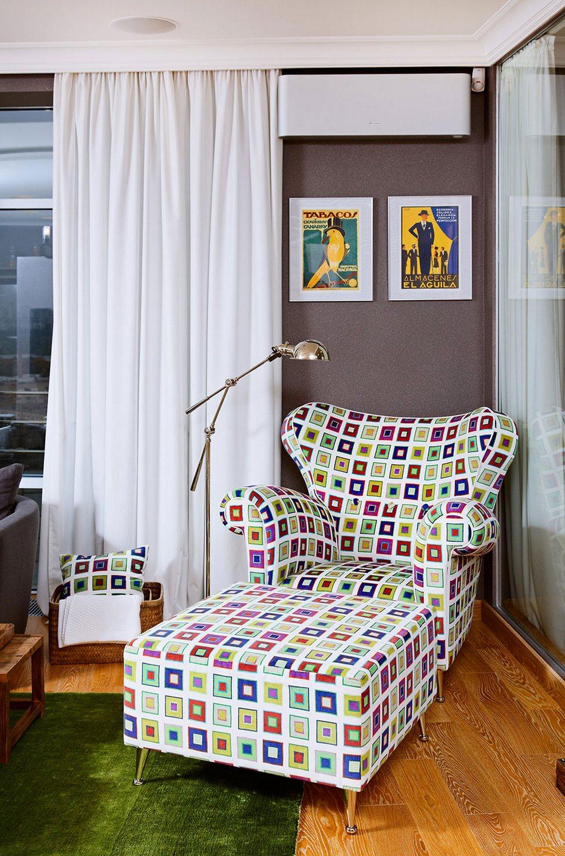 Квартира с просторной террасой в Киеве