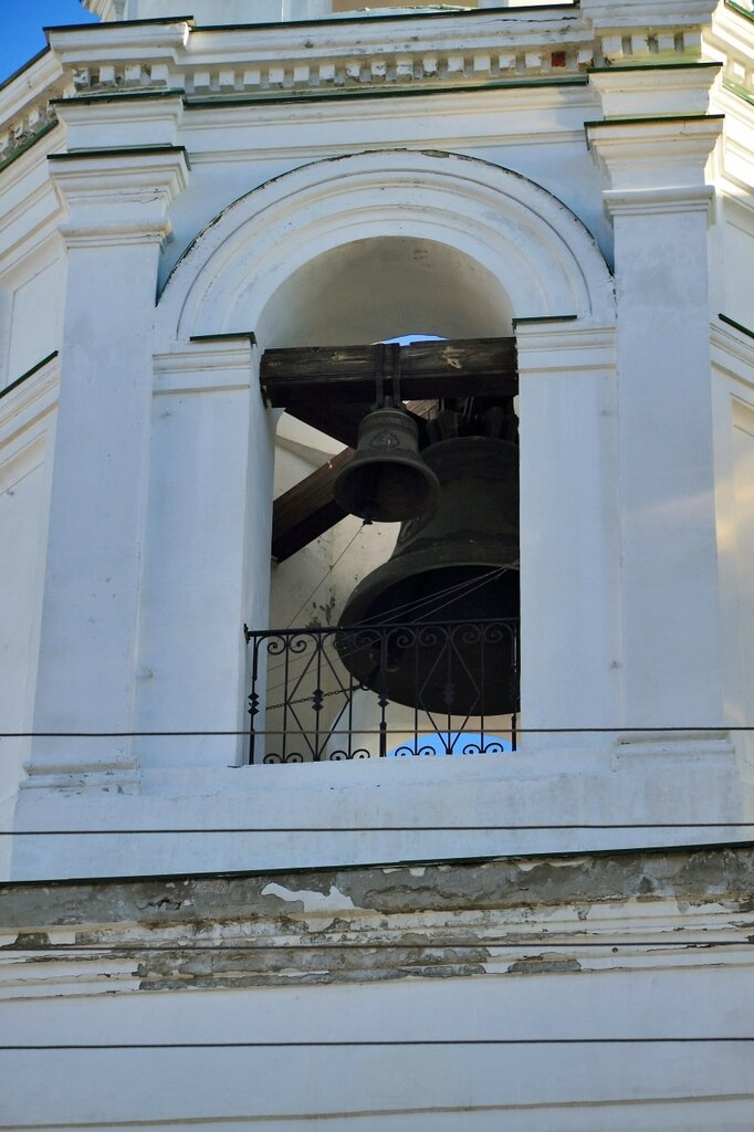 Колокола церкви Сергия Радонежского