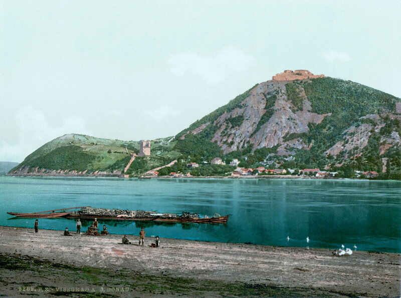 Вишеград в конце XIX века