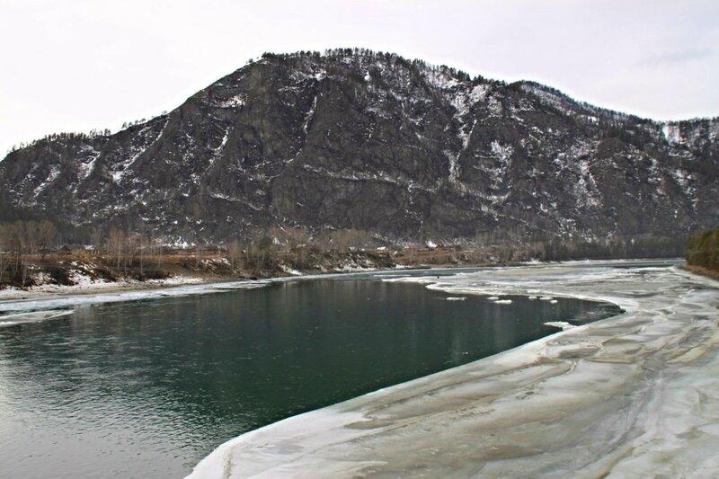Россия, Алтай, река Катунь (Russia, Altai Katun River)
