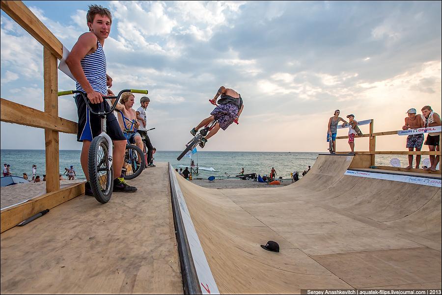 Летающие велосипеды