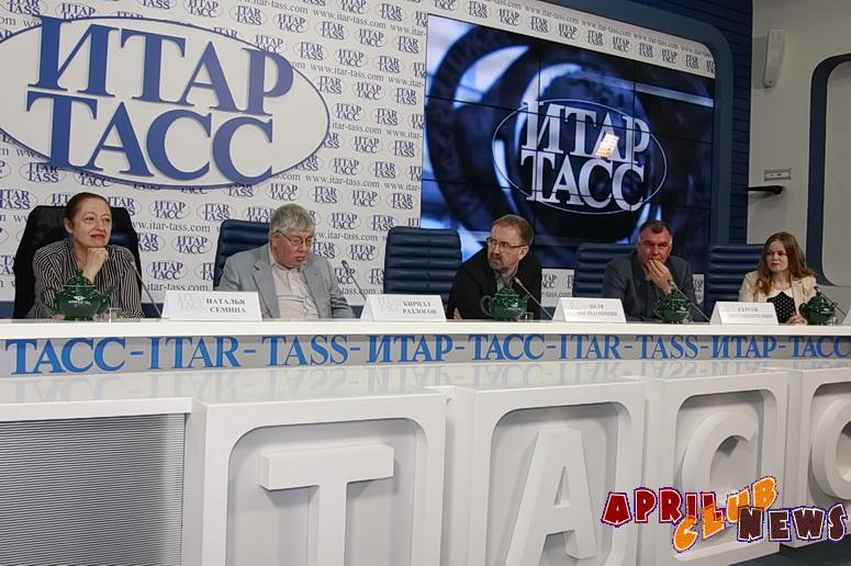 Пресс-конференция 36-го Московского Международного Кинофестиваля
