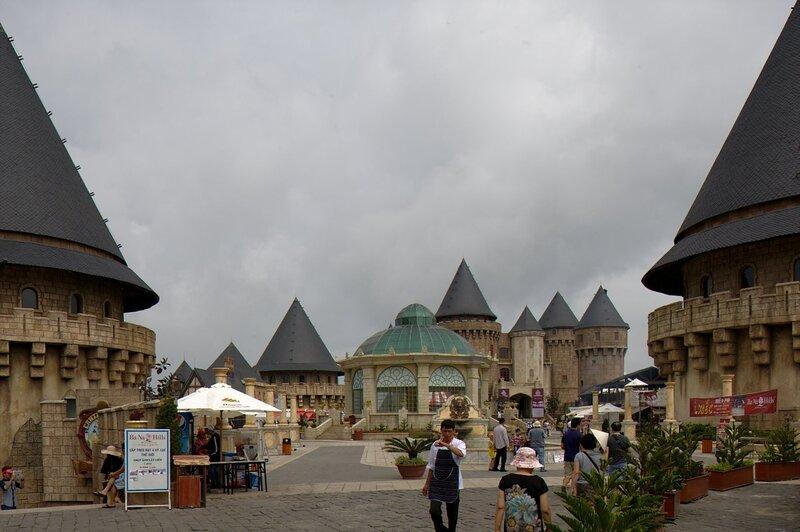 Bà Nà Fantasy Castle
