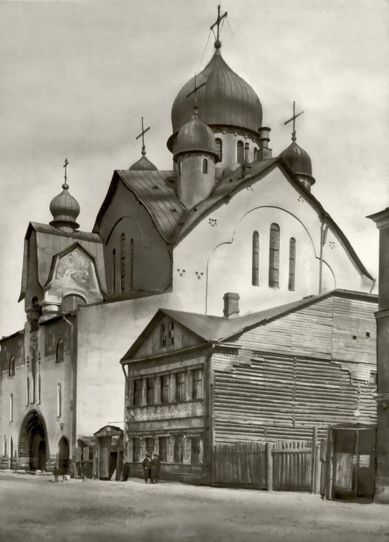 Церковь Казанской Божией Матери пекинской православной миссии