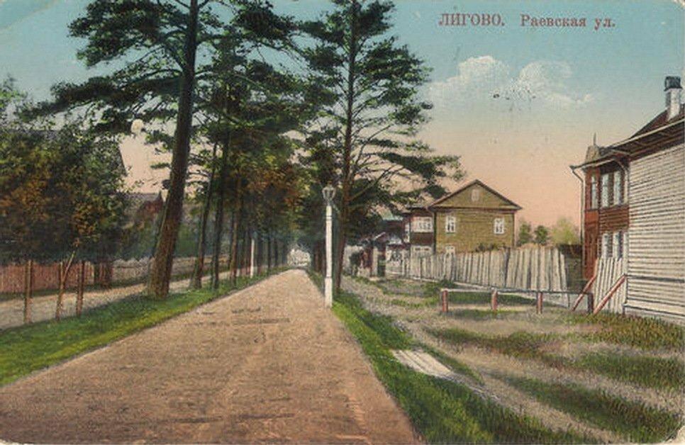 Раевская улица