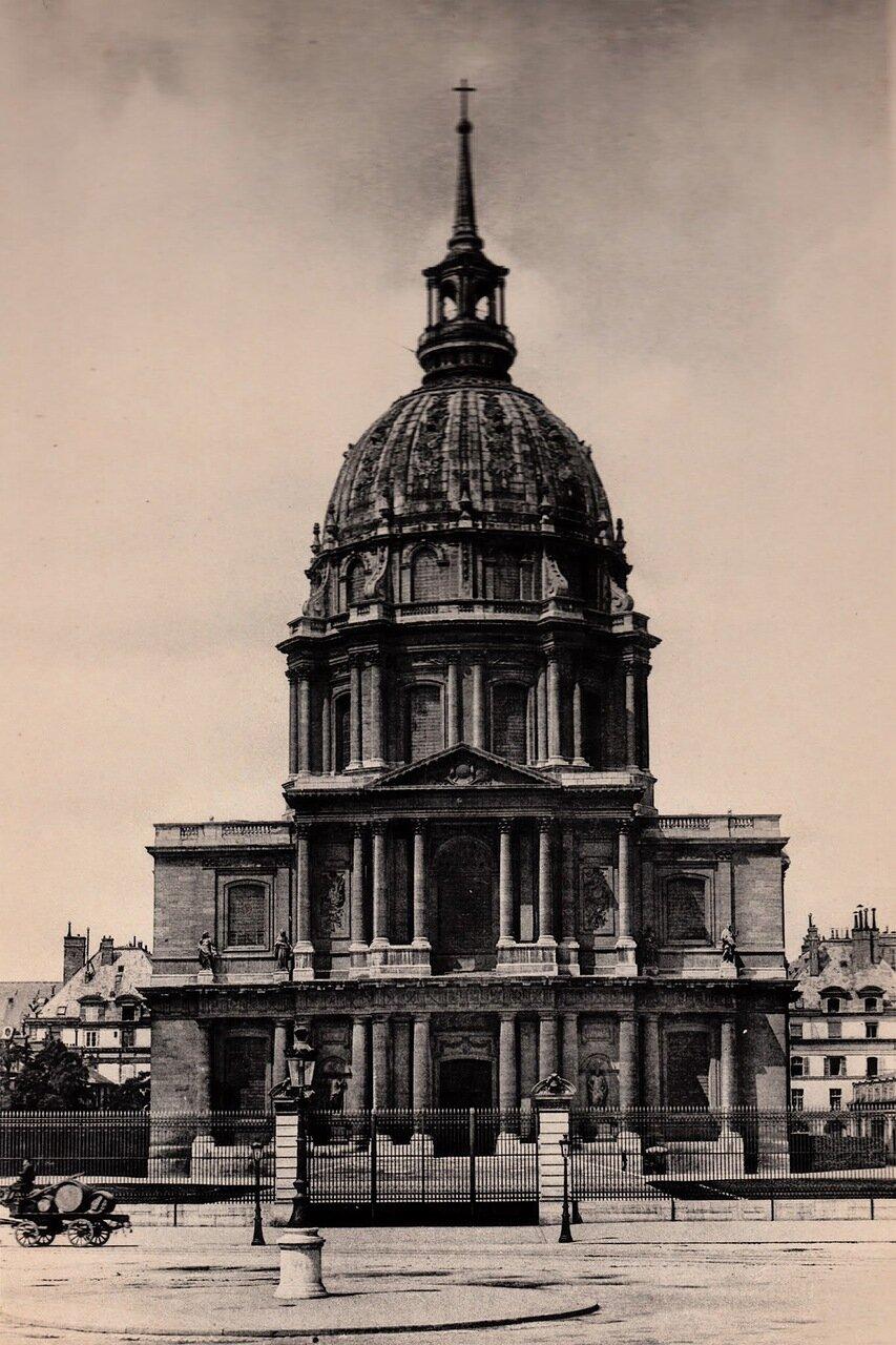1910-е. Дом Инвалидов