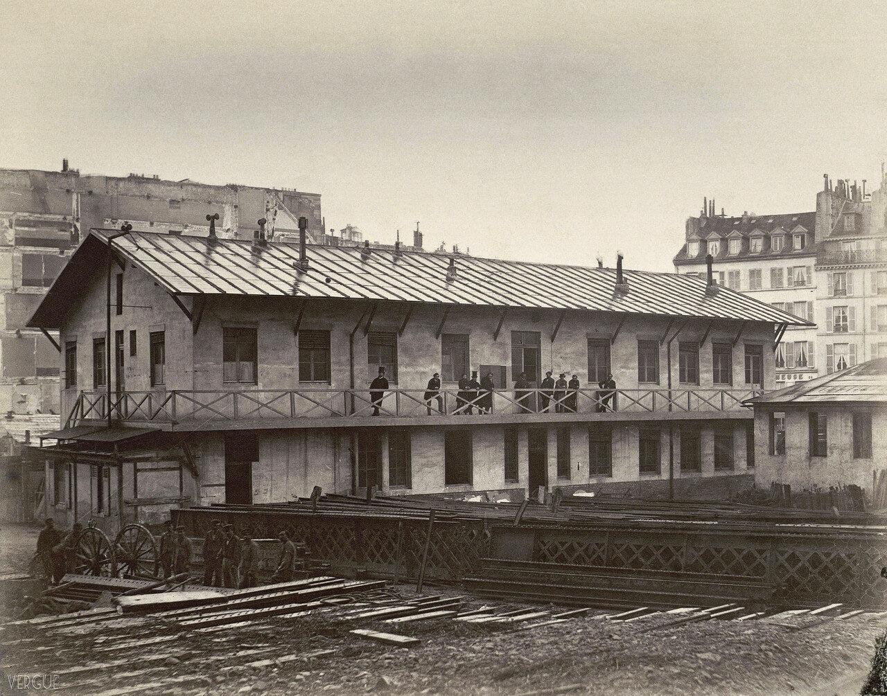 1868. Агентство Гарнье