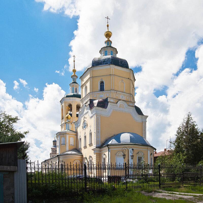Ильинская церковь в Серпухове