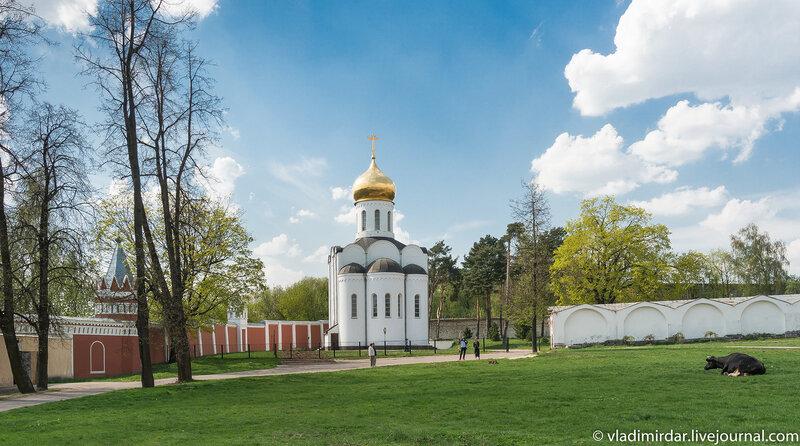 Николо-Угрешская пастораль