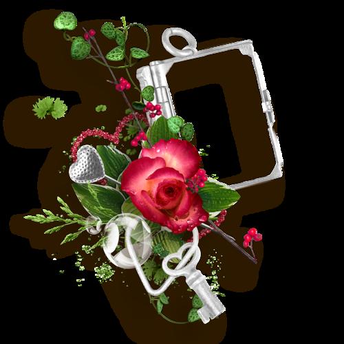 87 Скрап цветы из бумаги
