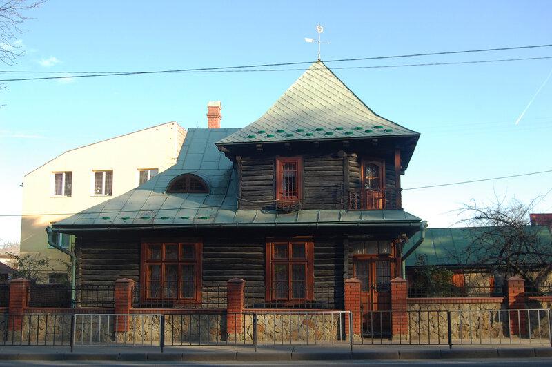 дом на Пасечной