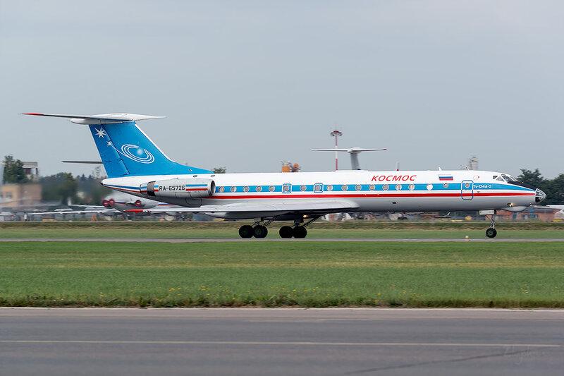 Туполев Ту-134А-3 (RA-65726) Космос - РКК Энергия D801354
