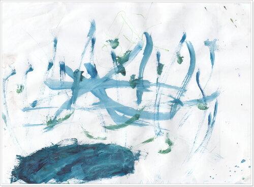 Конкурс рисунка. Выставка работ. Просто дождик... Автор: Георгий Сергейчук