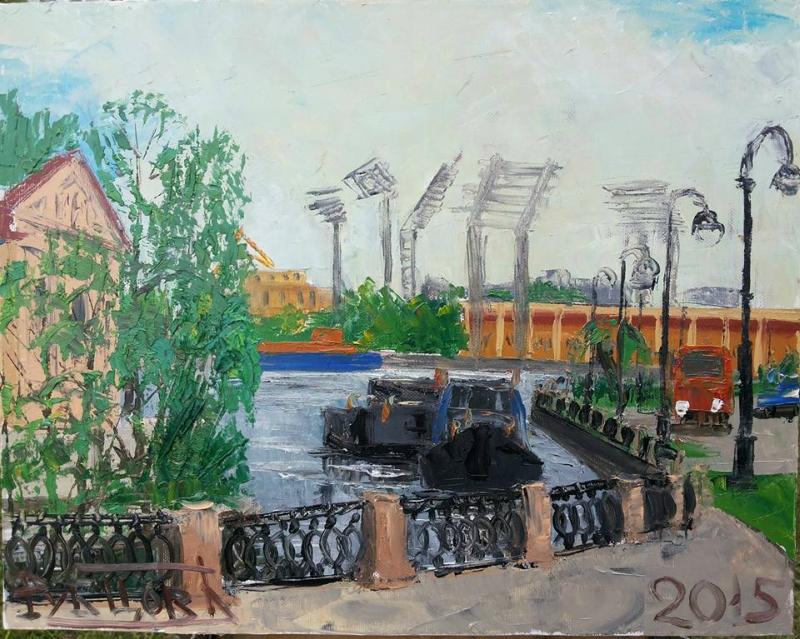 Набережная реки Смоленки и стадион .jpg
