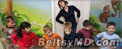 В детсадах Кишинёва из-за мизерных зарплат не хватает воспитателей