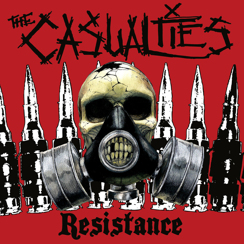 The Casualties - 2012 - Resistance
