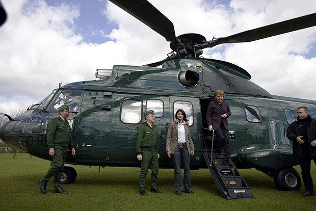 Вертолеты для первых лиц