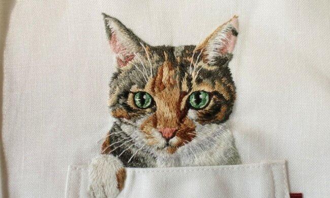 Дресс-кот (13 фото)