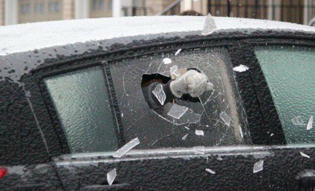 """В США так холодно, что даже нарастает дополнительное ледяное """"стекло"""" (1 фото)"""