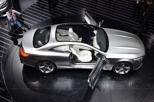 Merсedes-Benz нового S-класса – Квинтэссенция роскоши