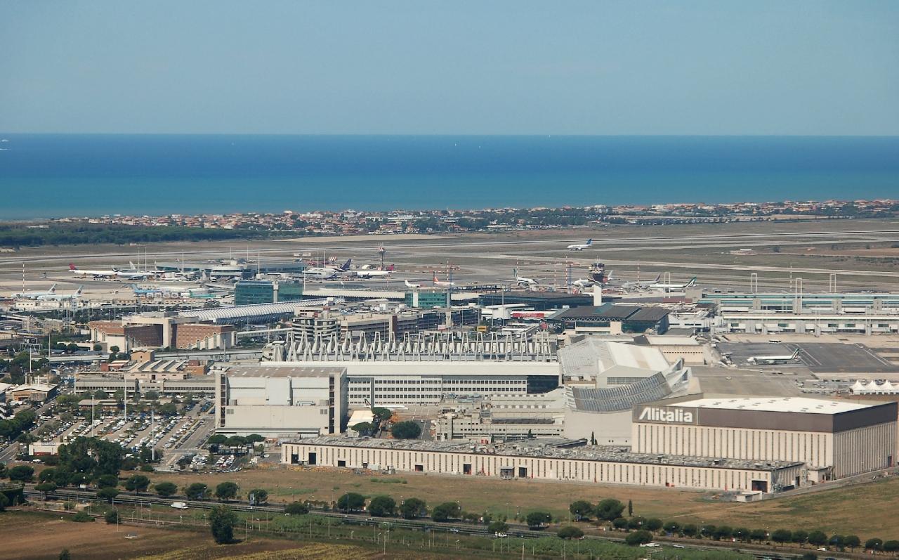 Римский аэропорт может закрыться