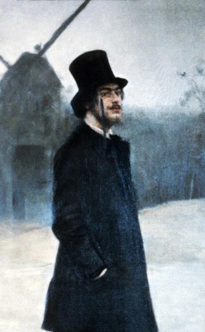 1891, House Blue-Clear, De Montmartre, Erik Satie, Ramon.jpg