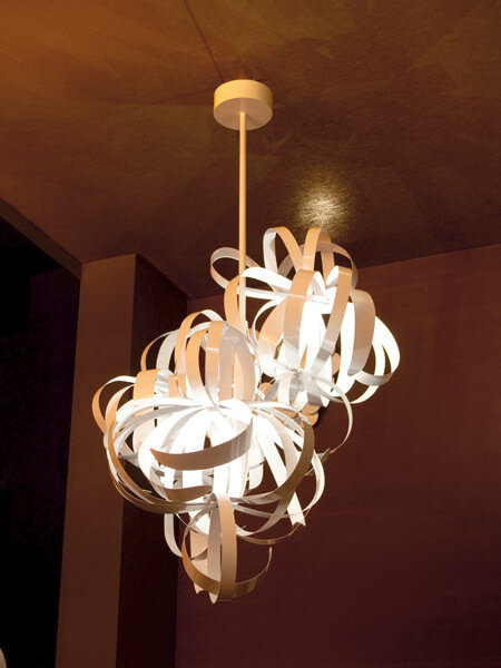 Красивые светильники от французских дизайнеров