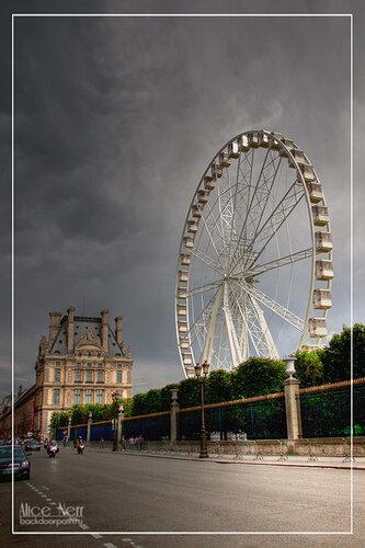 Лувр, Париж, Франция, Европа