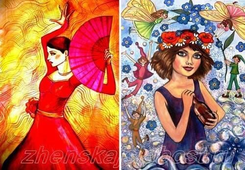 иллюстрации Аси Батуриной