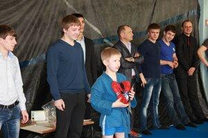 Открытый традиционный турнир по борьбе самбо, посвященный Дню Победы (04.05.2013)