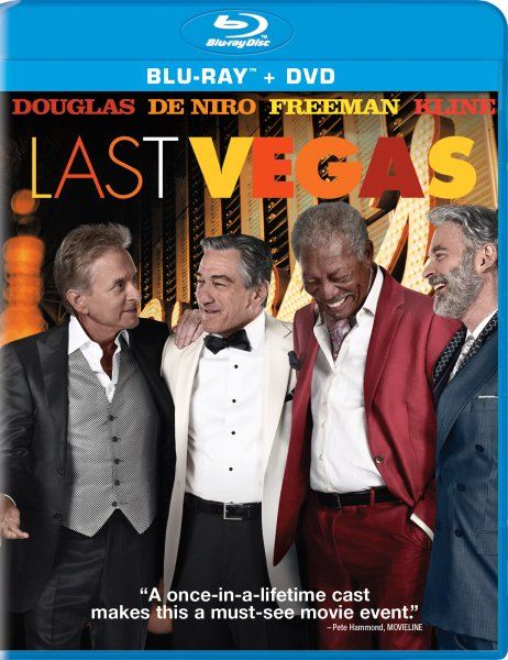 Starперцы / Last Vegas (2013) BD-Remux + BDRip 1080p/720p + HDRip