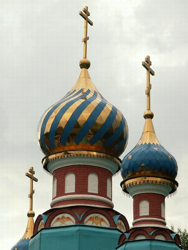 Красивые купола (01.07.2013)