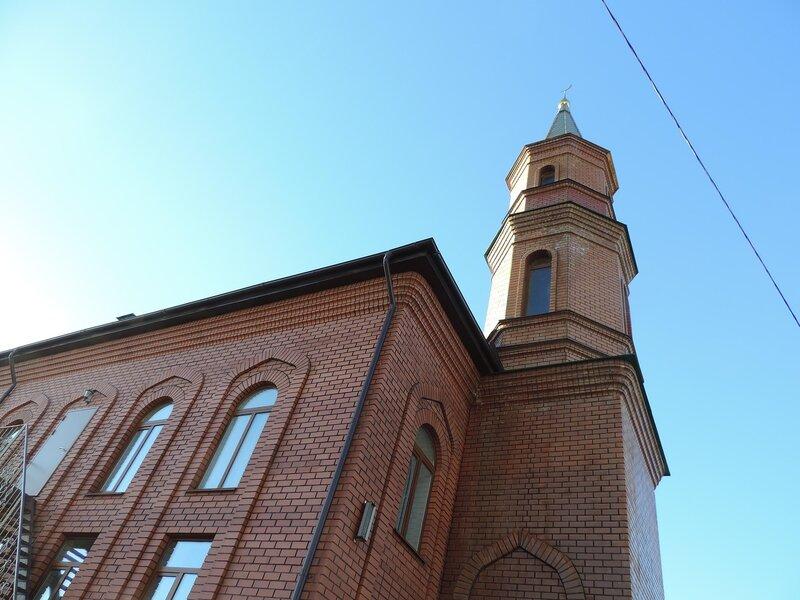 Мечеть (26.11.2013)
