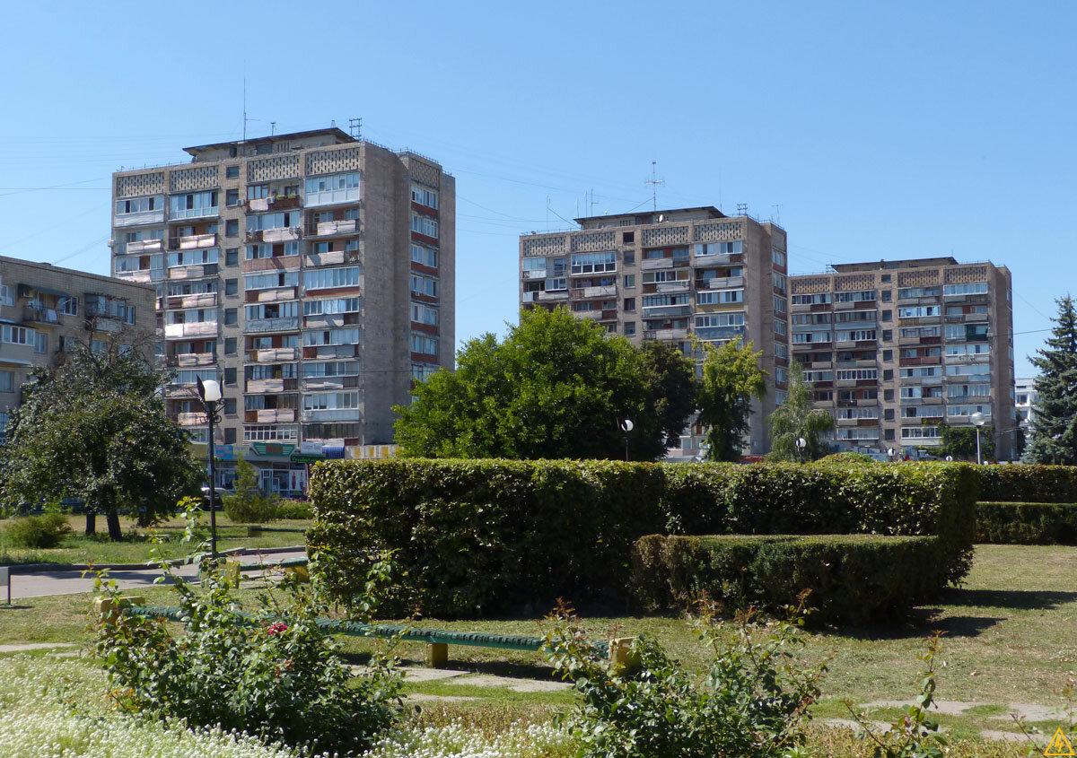 Проблемы советских многоэтажек