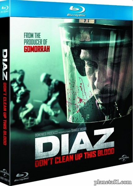 Школа «Диаз» / Diaz: Don't Clean Up This Blood (2012/HDRip)