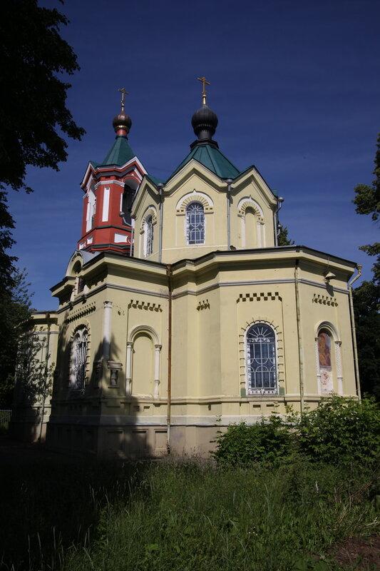 Церковный комплекс, лето 2013 г.