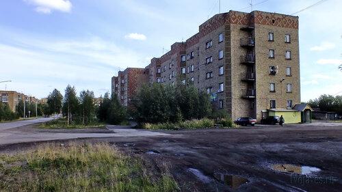 Фото города Инта №5630  Северо-западный угол Куратова 39 15.08.2013_11:44