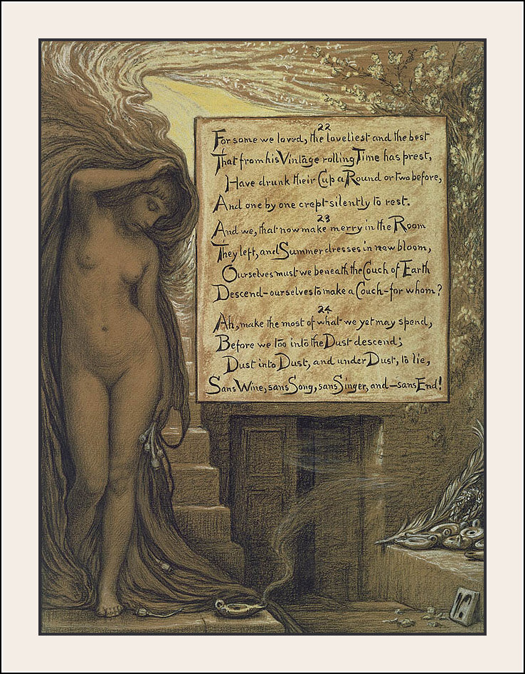 Elihu Vedder, The Rubaiyat of Omar Khayyam