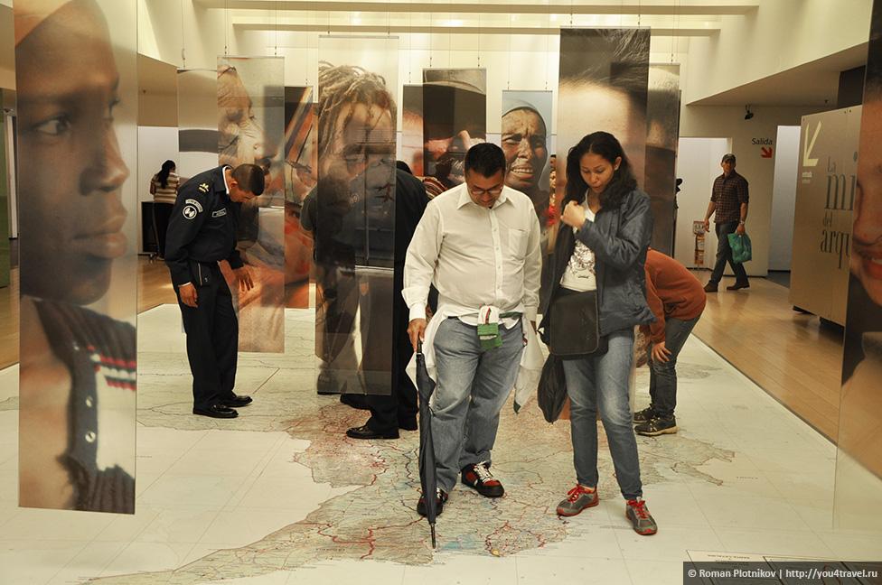 0 181a9c 11ad755b orig День 203 205. Самые роскошные музеи в Боготе – это Музей Золота, Музей Ботеро, Монетный двор и Музей Полиции (музейный weekend)