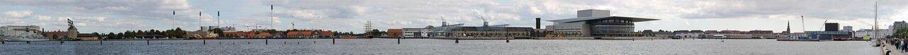 Копенгаген. Старая гавань
