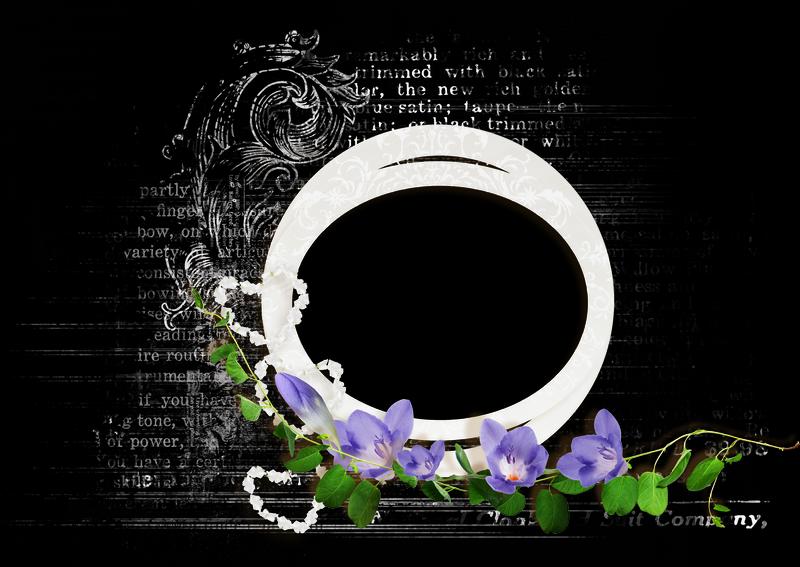 【免抠PNG素材篇】为你的作品制作用PNG装饰元素 第142辑 - 浪漫人生 - .