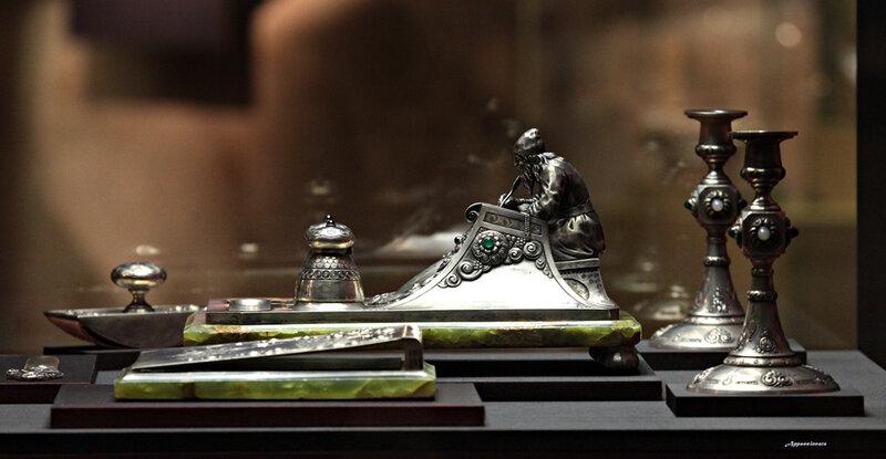 Серебряная кладовая