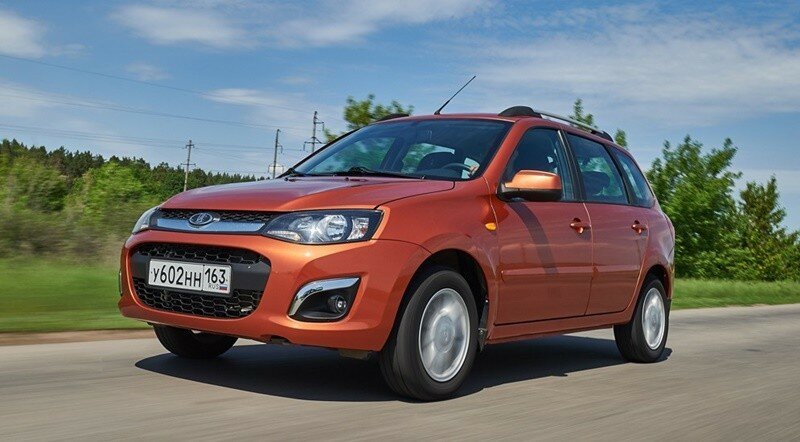 Топ-10 женских автомобилей в России (фотографии)