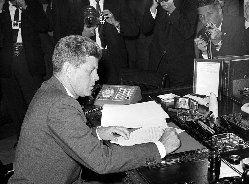 Гибель Джона Кеннеди