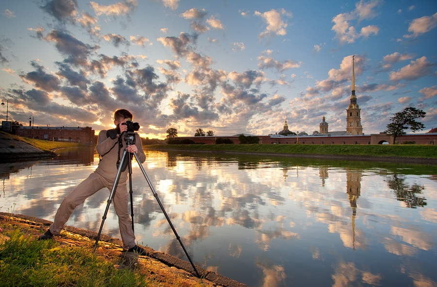 Санкт-Петербург. Фотограф Лукс Сергей