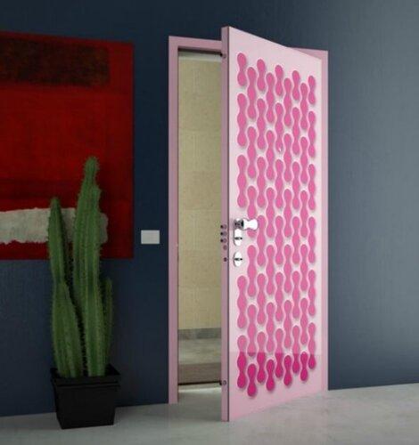 двери Карима Рашида