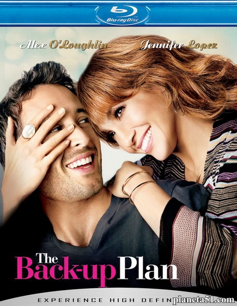План Б / The Back-up Plan (2010/BDRip/HDRip)