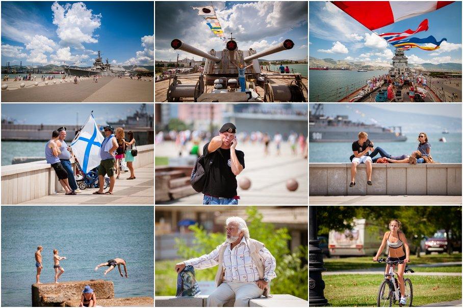 День ВМФ 2013 в Новороссийске (2013-07-28)