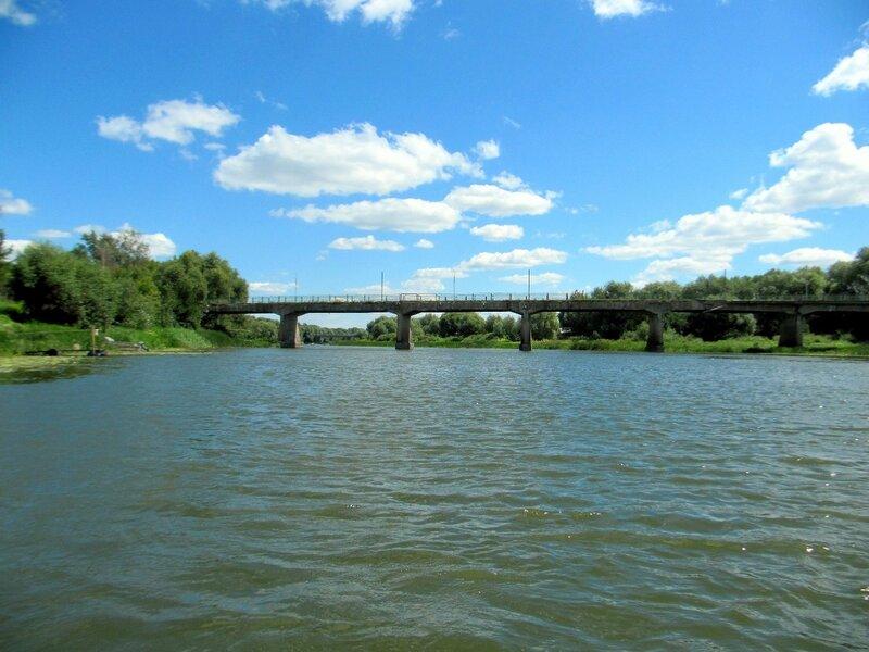 На реке Хопёр, лето 2012, , фотографии Николая Носенко